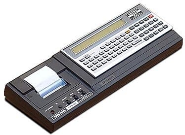 TRS-80 PC-1 Pocket Computer