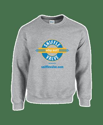 Sniffle Valve sweat shirt
