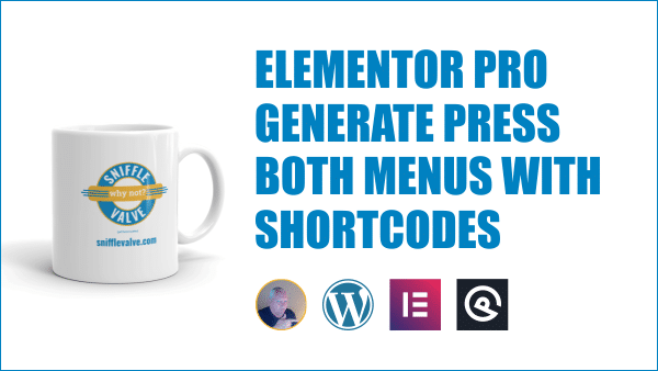 Elementor GeneratePress