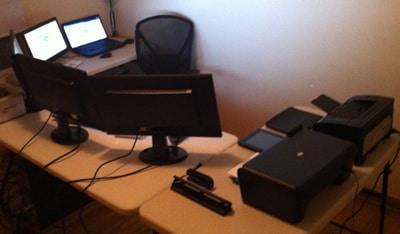 Current computer setup