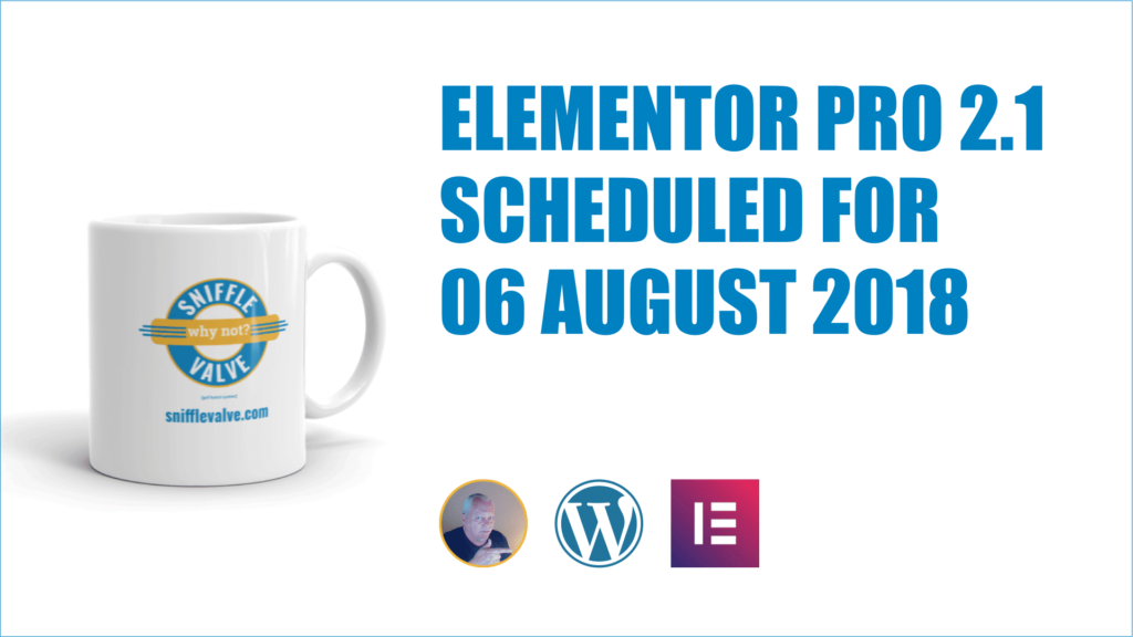 Elementor Pro 2.1
